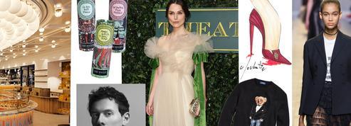 Un tee-shirt Dior élu robe de l'année, une soirée Ralph Lauren, des parfums Sabé Masson...Nos indispensables mode et beauté