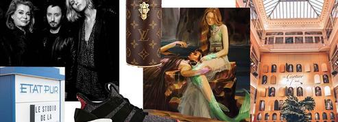 Boutique Cartier féérique, soirée Saint Laurent x Colette, campagne Gucci... Nos indispensables mode et beauté