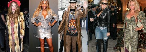 Mariah Carey, Céline Dion, Kendall Jenner... Les pires looks des stars en 2017