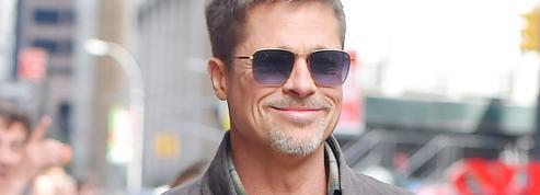Quand Brad Pitt veut nous faire croire qu'il drague incognito