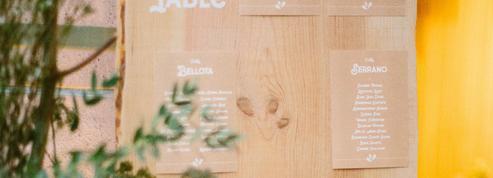 Mariage réussi : cinq alternatives originales au classique plan de table