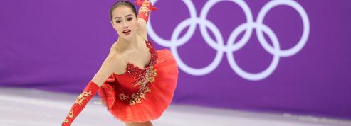 Alina Zagitova, patineuse russe prodige des JO