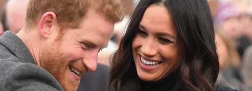 Meghan Markle et le prince Harry, deux amoureux en Écosse