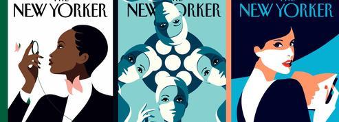 Malika Favre, l'illustratrice française qui a conquis la presse américaine