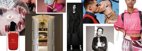 La ligne sport d'Asos, la campagne LGBTQ Burberry, le parfum Armani Sí Passione... L'impératif mode et beauté