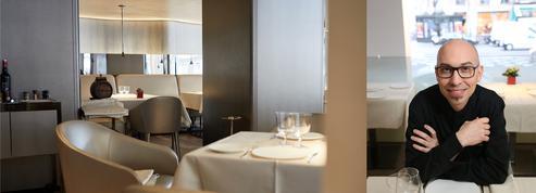 Une rénovation et une étoile Michelin, bienvenue à l'Emporio Armani Ristorante