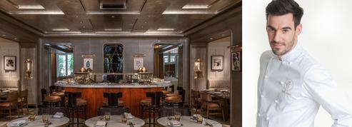 Brasserie d'Aumont, la cuisine parisienne au cœur de l'Hôtel de Crillon