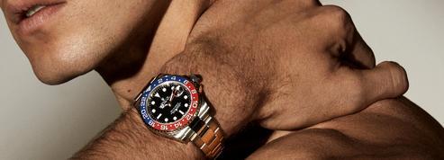 Les montres masculines plus que jamais objets de désir