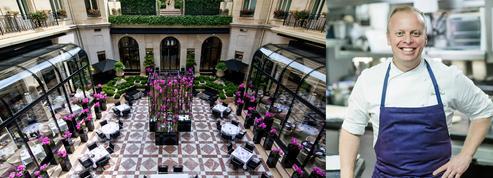 L'Orangerie, petite enclave étoilée au cœur du Four Seasons Hotel George V