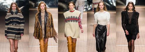 Les cowgirls urbaines d'Isabel Marant