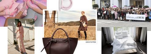 Emma Stone pour Louis Vuitton, un parfum Chanel, Dior au féminin... L'impératif Madame