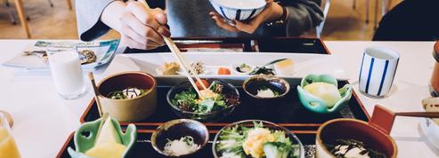 Les secrets de l'alimentation zen et minceur des Japonais