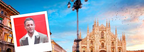 Milan dans les pas de Lapo Elkann