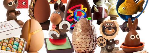 Pâques 2018 : les plus belles créations des maîtres chocolatiers