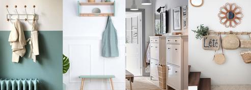 Neuf idées déco pour aménager et réveiller un couloir