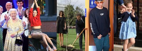 Princesse Charlotte, Emmanuel Macron, Charlene de Monaco : la semaine people