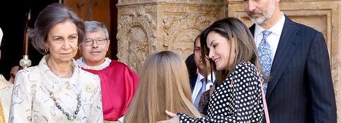 Letizia d'Espagne et la reine Sofia : la vidéo qui fait un tollé en Espagne