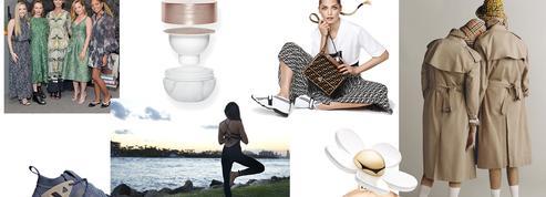 Kendall Jenner ambassadrice Arkyn pour Adidas, le trench Burberry revisité, Kaia Gerber visage du parfum Marc Jacobs... L'impératif Madame