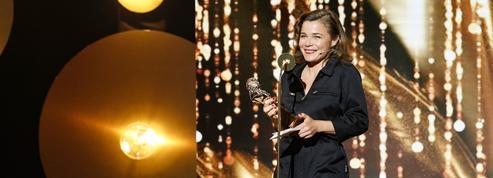 Le discours cinglant (et hilarant) de Blanche Gardin aux Molières 2018