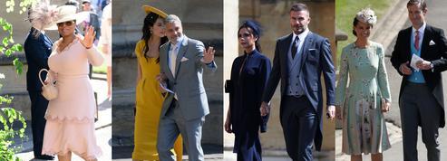 Oprah Winfrey, George et Amal Clooney, les Middleton: les prestigieux invités du mariage royal