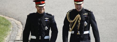 Harry et William, ducs et frères à la vie à la mort