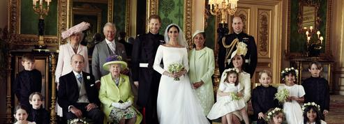 Mariage de Meghan et Harry : le palais de Kensington dévoile trois photos officielles