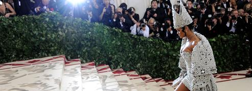 Rihanna en pape, Zendaya en Jeanne d'Arc, Katy Perry en ange... Les folles tenues du Met Ball 2018