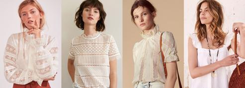 Comment la blouse blanche a supplanté la chemise dans nos dressings