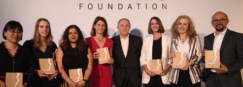 Sept entrepreneurs s'engagent dans la lutte contre les violences conjugales