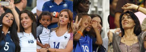 Coupe du monde : les femmes et les enfants des footballeurs dans les gradins