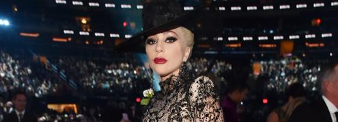 Lady Gaga, apprentie chanteuse dans