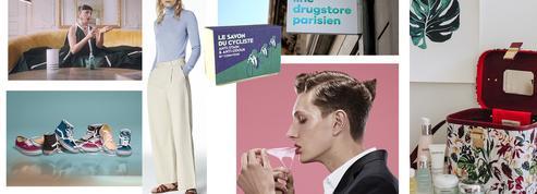 Le Drugstore Parisien, le vanity Maison Baluchon x Darphin, la nouvelle collection de Vans... L'impératif mode et beauté