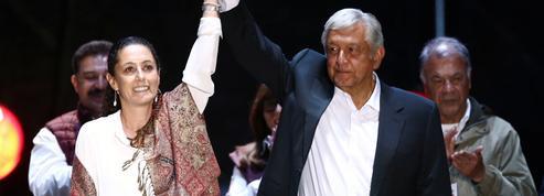 Une femme élue gouverneure de Mexico pour la première fois