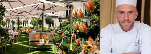 Le Jardin de Joy au Fouquet's, terrasse luxuriante en plein Paris