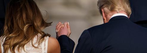 Melania Trump, mystérieusement exemplaire à Londres