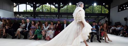 Quand les robes de haute couture inspirent les futures mariées