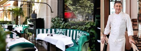 Cabana Cafe, le restaurant éphémère californien de Paris