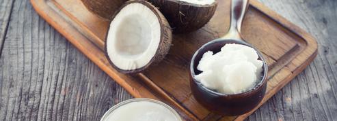 L'huile de coco, un