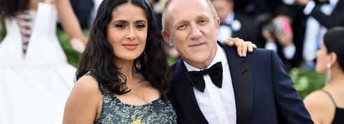 Salma Hayek et François-Henri Pinault ont renouvelé leurs vœux de mariage à Bora-Bora