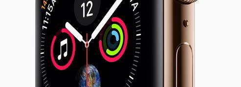 La nouvelle Apple Watch Series4: un minicoach de poignet