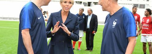 Brigitte Macron en