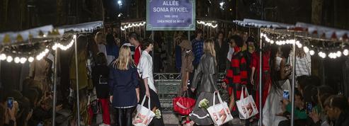 Sonia Rykiel, une allée parisienne