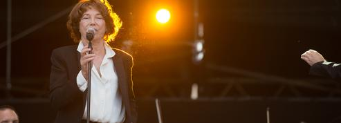 Jane Birkin bouleverse les invités du défilé Gucci