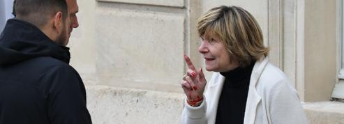 La biographie de Mimi Marchand, proche des Macron, s'annonce explosive