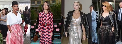 Charlene de Monaco, Clotilde Courau, Charlotte Casiraghi... Quand le gotha s'invite à la Fashion Week