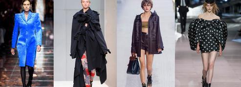 Celine, Hermès, Balenciaga... Ça balance pas mal à Paris