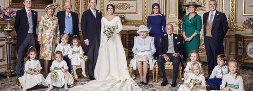 Mariage de la princesse Eugenie et de Jack Brooksbank : les photos officielles