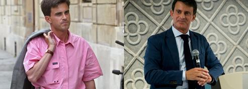 Le look de Manuel Valls, de l'homme à la chemisette au parfait