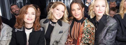 Isabelle Huppert, Cate Blanchett, Laura Smet... Qui a-t-on croisé au premier rang des défilés parisiens?