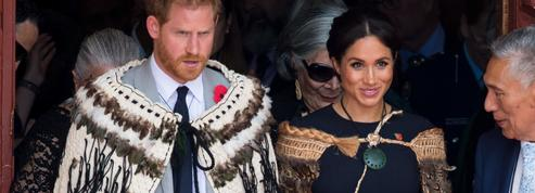 Pour leur dernier jour en Océanie, Meghan Markle et le prince Harry font honneur à l'artisanat maori